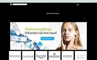 Cocopha Webseiten Screenshot