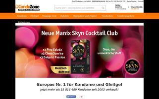 CondoZone Webseiten Screenshot