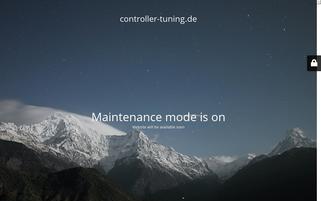Controller Tuning Webseiten Screenshot