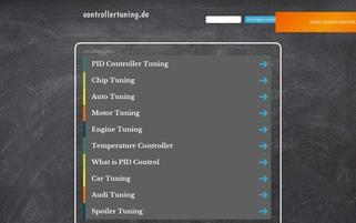 controllertuning.de Webseiten Screenshot
