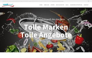 Cookplanet Webseiten Screenshot