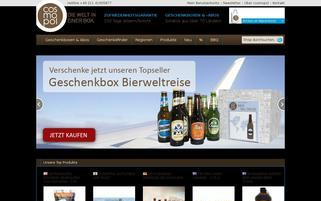 cosmopol-shop Webseiten Screenshot