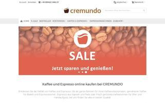cremundo.de Webseiten Screenshot
