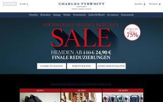 ctshirts.de Webseiten Screenshot