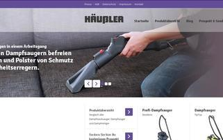 dampfsauger.de Webseiten Screenshot