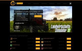 dawn-server.de Webseiten Screenshot