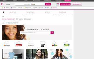 deals.de Webseiten Screenshot
