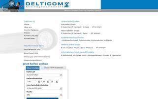 delti.com Webseiten Screenshot