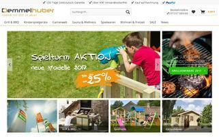 Demmelhuber Webseiten Screenshot