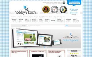 DerHobbykoch Webseiten Screenshot