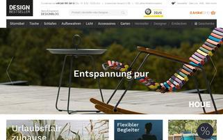 design-bestseller Webseiten Screenshot