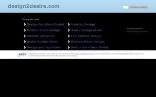 design2desire.com Webseiten Screenshot