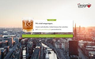 designgeschenk.de Webseiten Screenshot
