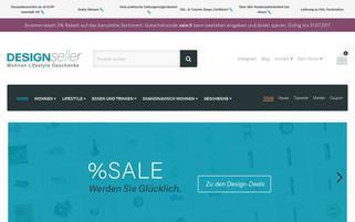 designseller Webseiten Screenshot