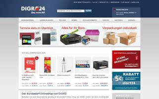 digro24.de Webseiten Screenshot