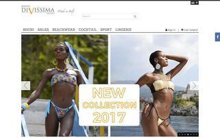 divissima.it Webseiten Screenshot