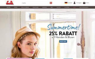 Divoza Webseiten Screenshot