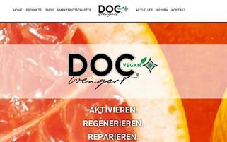 Doc Weingart Webseiten Screenshot