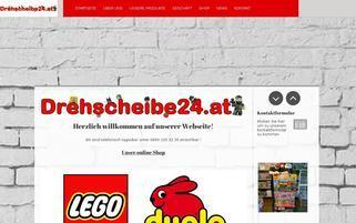 drehscheibe24.at Webseiten Screenshot