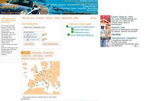 driveFTI Webseiten Screenshot