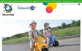 e-brumee.de Webseiten Screenshot