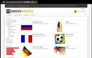 Echterfanshop Webseiten Screenshot