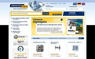 eibmarkt Österreich Webseiten Screenshot