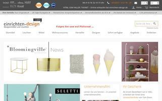Einrichten-Design.de Webseiten Screenshot