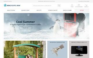 electronic-star.it Webseiten Screenshot
