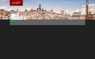 Escapio Webseiten Screenshot