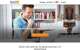 euroclix.de Webseiten Screenshot