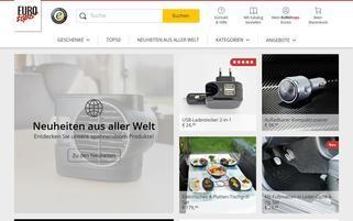 EUROTOPS Webseiten Screenshot