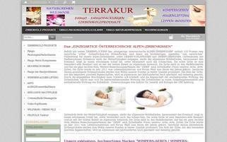 fangomed.com Webseiten Screenshot