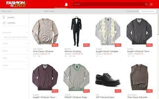 fashiononsale.de Webseiten Screenshot