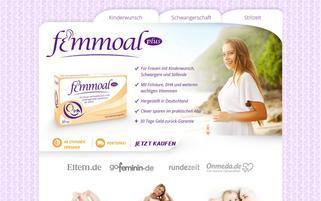 femmoal.de Webseiten Screenshot