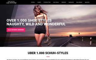 Fifteen Webseiten Screenshot