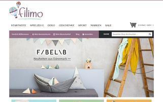 Filimo Webseiten Screenshot