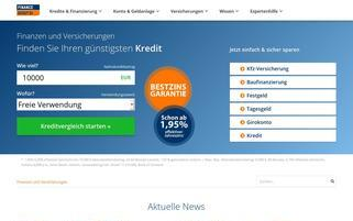 financescout24 Webseiten Screenshot