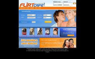 flirtcafe.de Webseiten Screenshot