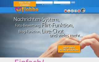 flobbo Webseiten Screenshot