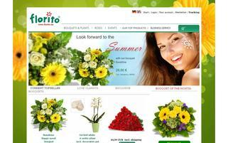 florito Webseiten Screenshot