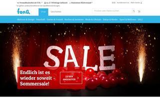 Fonq Webseiten Screenshot