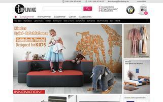 Forliving Webseiten Screenshot