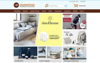 found4you Webseiten Screenshot