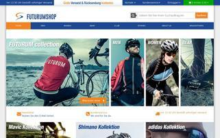 FUTURUMSHOP Webseiten Screenshot