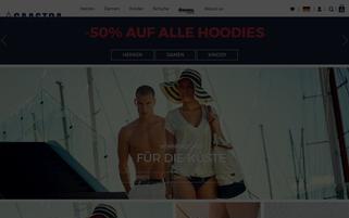 GAASTRA Webseiten Screenshot