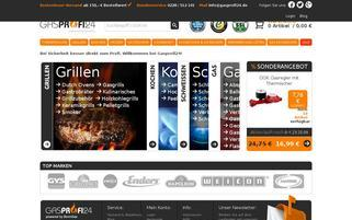 gasprofi24.de Webseiten Screenshot