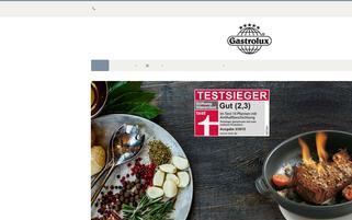 Gastrolux Webseiten Screenshot