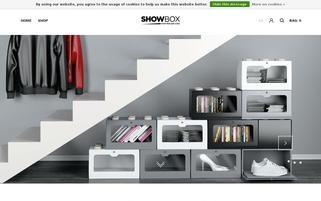 get-showbox.com Webseiten Screenshot
