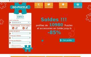 go-puzzle.com Webseiten Screenshot